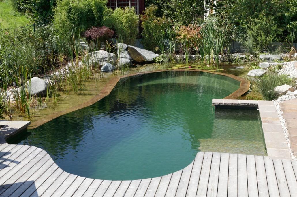 Schwimmteiche potsdamer g rten berlin brandenburg - Piscinas naturales mexico ...