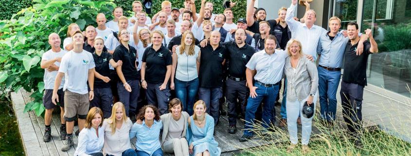 Potsdamer Garten Gestaltung Team