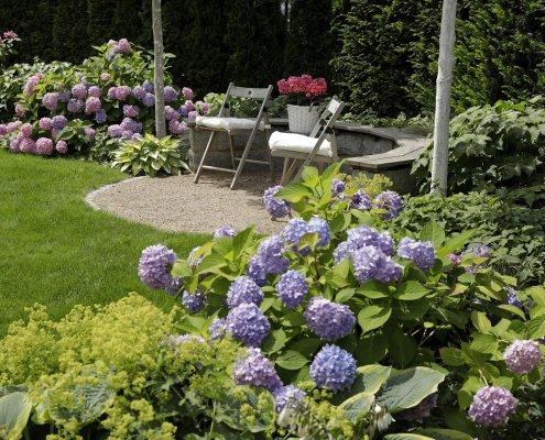 Verlegeplan Gartengestaltung