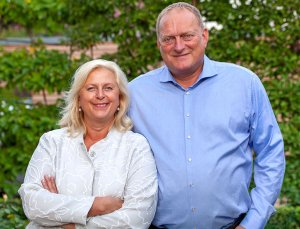 Sabine und Jens Biewendt - Geschäftsführung der Potsdamer Garten Gestaltung